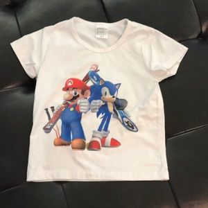 Other - Mario and Sonic shirt